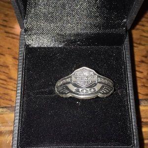 Harley Davidson 100 Anniversary 1903-2003 Ring